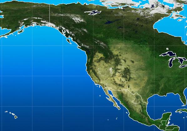 America Nordovest