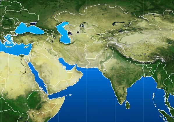 Medio Oriente India