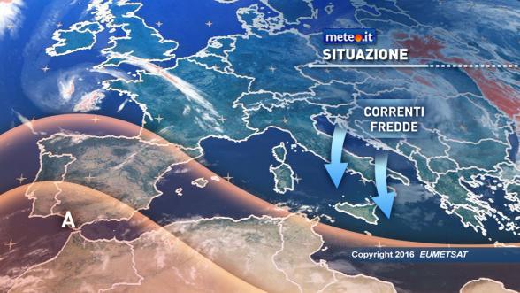 Meteo Italia del 4 ottobre: freddo autunnale in arrivo sull'Italia Previsioni | METEO.IT
