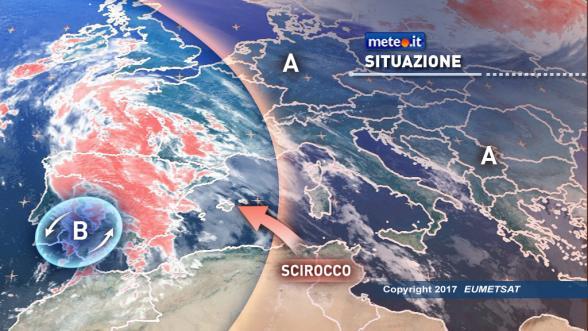 Meteo Italia. Attenzione al rischio valanghe. Da mercoledì clima primaverile: tornano le nebbie  Previsioni | METEO.IT