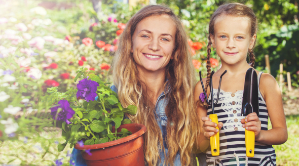 I benefici del giardinaggio sulla salute