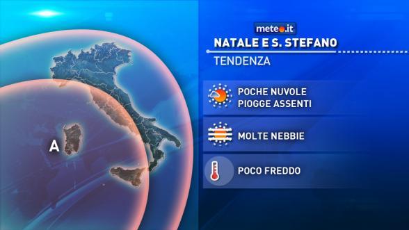Meteo Italia. La tendenza per la Settimana di Natale Previsioni | METEO.IT