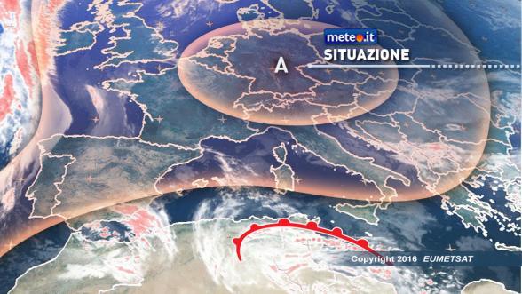 Meteo Italia del 15 dicembre. Da domani ciclone mediteranneo sull'Italia Previsioni | METEO.IT