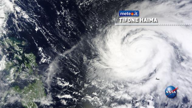 Tifone Haima - Foto NASA