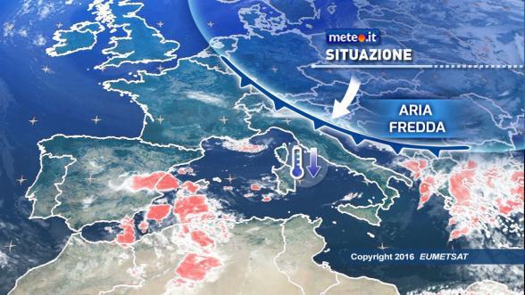 Meteo Italia del 28 novembre: mini ondata di freddo artico Previsioni | METEO.IT
