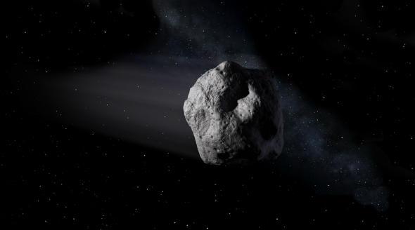 A ottobre un asteroide sfiorerà la Terra