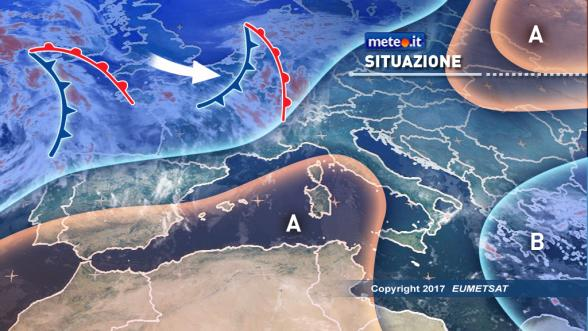 Meteo Italia del 30 gennaio. Da febbraio torna la pioggia al Nord e la neve sulle Alpi Previsioni | METEO.IT