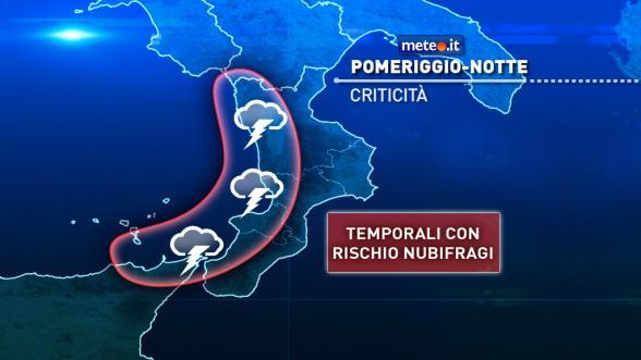 Meteo Italia del 10 ottobre: inizio settimana perturbato Previsioni | METEO.IT