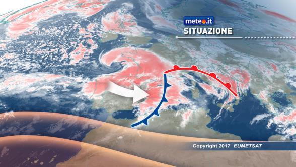 Meteo Italia. In questo weekend forti piogge al Nord e sulle regioni tirreniche Previsioni | METEO.IT