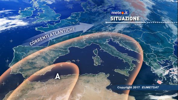 Meteo Italia. Da oggi caldo africano: temperature percepite fino a 40°C   NEWS METEO.IT