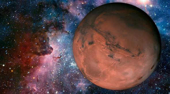 Perché dobbiamo andare su Marte?