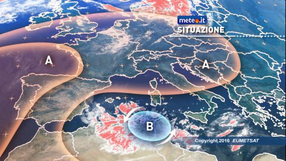 Meteo Italia del 28 settembre: alta pressione quasi ovunque Previsioni | METEO.IT