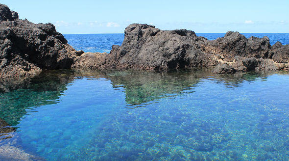 Ecco le piscine naturali pi belle del mondo news meteo it - Piscine rocciose ...