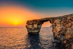 """Malta non ha più la sua """"Finestra Azzurra"""""""