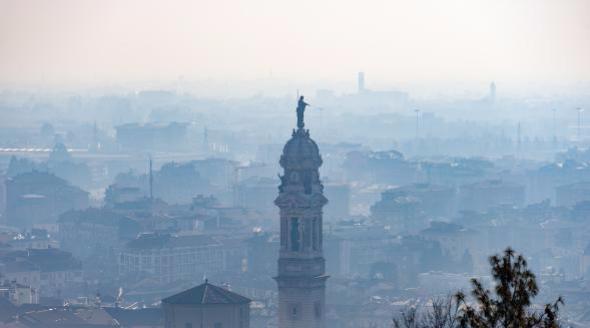 Smog: nuovo accordo per Veneto, Emilia Romagna, Lombardia e Veneto