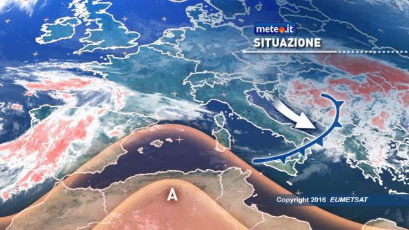 Meteo Italia del 12 ottobre: mercoledì tregua soleggiata Previsioni | METEO.IT