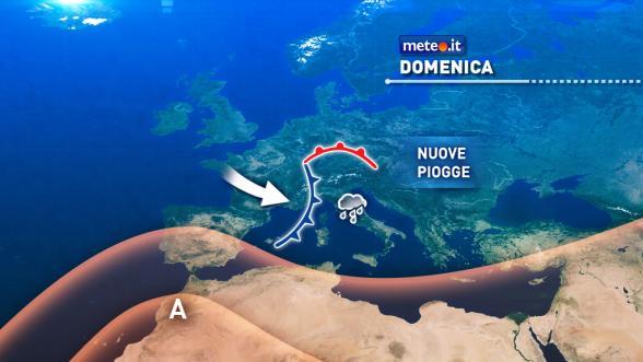 Meteo Italia del 22 ottobre: sabato prevalenza di sole, domenica tornano le piogge Previsioni | METEO.IT