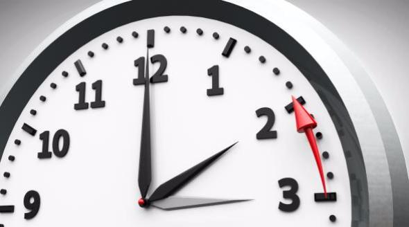 Questa domenica il cambio dell'ora