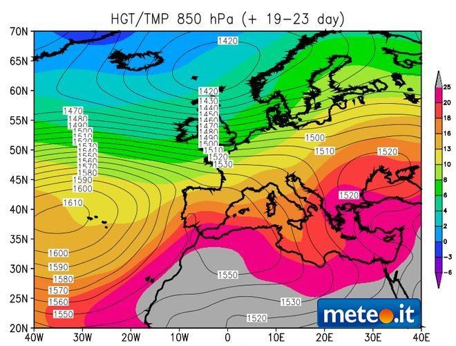 Previsioni meteo 19 23 giorni meteo it - Meteo bagno di romagna 15 giorni ...